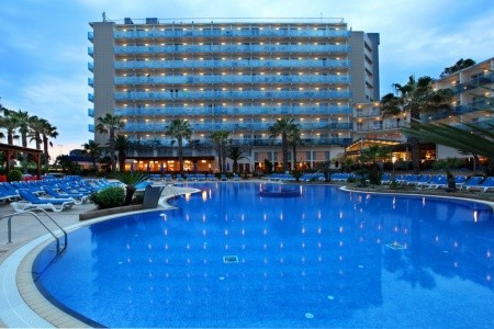 Taurus Park Golden Hotel - letecky all inclusive