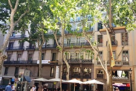 Ramblas Barcelona - Last Minute a dovolená
