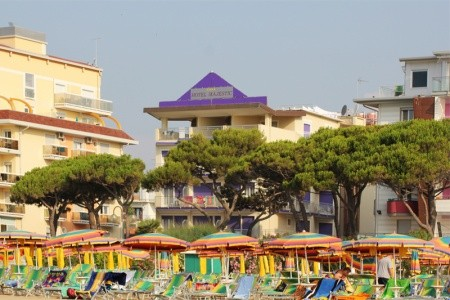 Hotel Majestic - Lido di Jesolo 2021/2022 | Dovolená Lido di Jesolo 2021/2022
