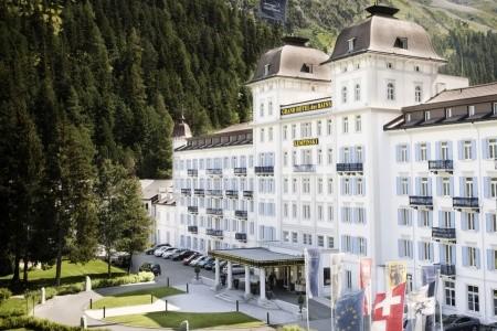 Hotel Des Bains Polopenze