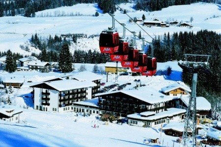 Sporthotel Fontana , Fieberbrunn - Tyrolsko - recenze - Rakousko