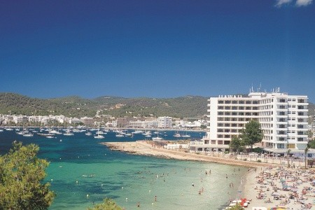 Intertur Hotel Hawaii Ibiza - letecky all inclusive