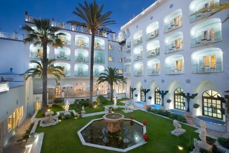 Terme Manzi Hotel & Spa - Lázně