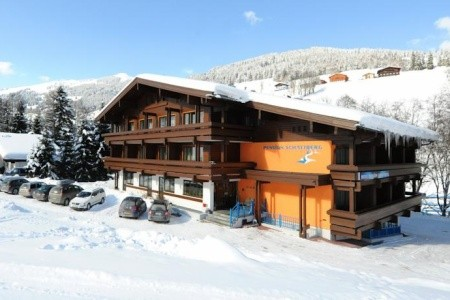 Saalbach, Pension Schattberg