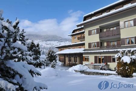 Hotel Residence Meuble Sci Sport Hotel Pig- Bormio