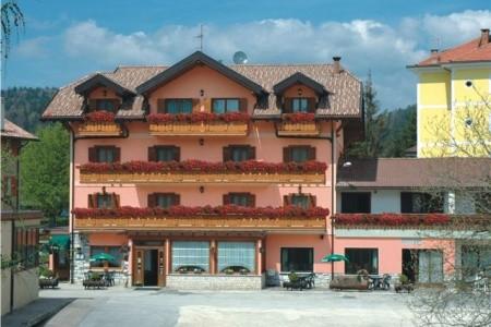 Hotel Da Villa - v únoru