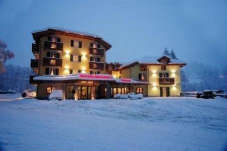 Hotel Rosa Degli Angeli***s - Pejo Fonti