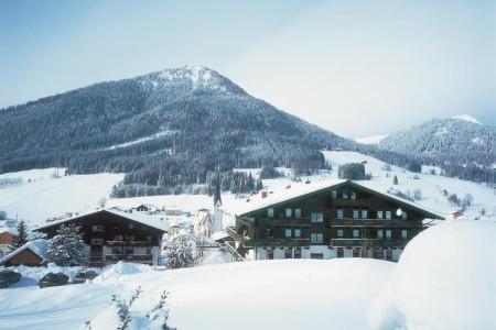 Apartmánový Hotel Sonnbichl