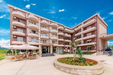 Hotel Novi - Dotované Pobyty 50+ Plná penze