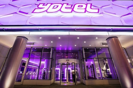 Yotel New York At Time Square