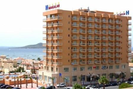 Mangalan Hotel & Spa 55+ Plná penze