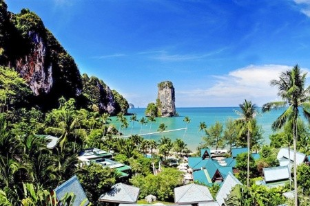 Centara Grand Beach Resort & Villas Krabi, Thajsko, Krabi