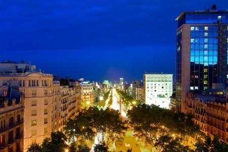 Casa Fuster Barcelona - Španělsko