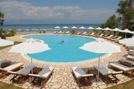 Chrismos Luxury Suites And Studios Řecko Korfu last minute, dovolená, zájezdy 2018