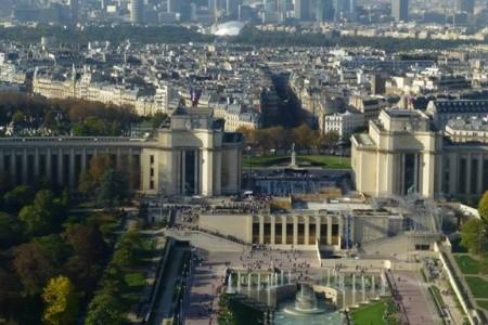 Na skok do Paříže Snídaně