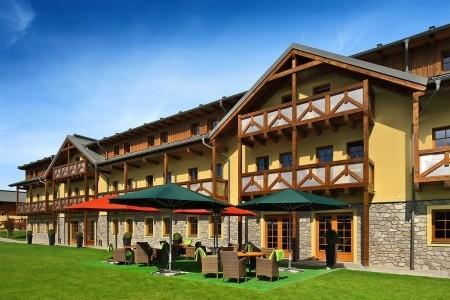 Resort Relax - Dolní Vltavice - letní dovolená