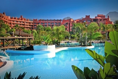 Sheraton La Caleta Resort & Spa, Kanárské ostrovy, Tenerife