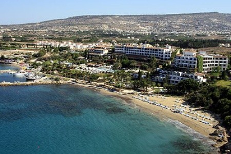 Coral Beach Hotel & Resort - polopenze