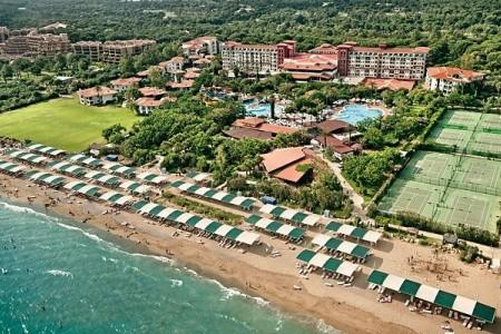 Hotel Belconti Resort, Turecko, Belek