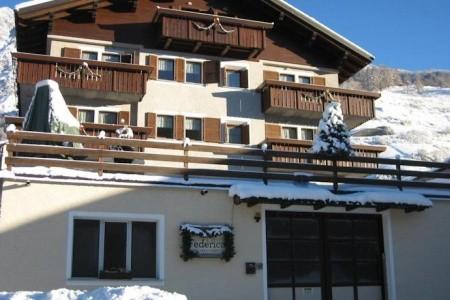 Rezidence Casa Federica*** - Alta Valtellina  - Itálie