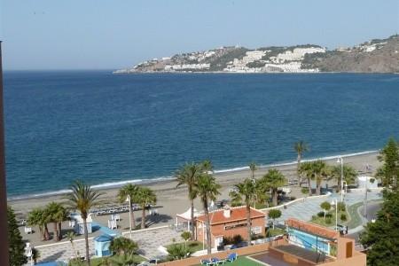 Hotel Playa Almunecar Spa Polopenze