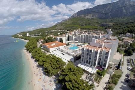 Tučepi / Hotel Alga, Chorvatsko, Tučepi
