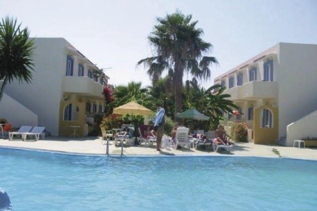 Apollon Windmill Hotel (Ex Boheme), Řecko, Kos