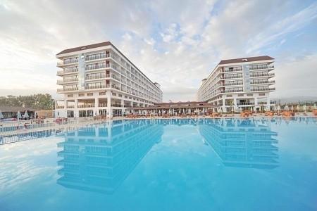 Eftalia Aqua Resort, Turecko, Alanya
