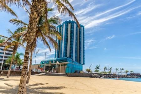 Arrecife Gran Hotel & Spa, Kanárské ostrovy, Lanzarote