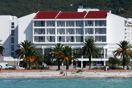 Hotel Princess - Dotované Pobyty 50+ - letecky