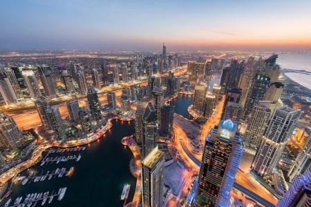 8 Denní Poznávací Zájezd S Možností Koupání V Emirátech–Dubaj – Akce Senior 50+