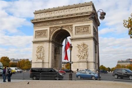 Paříž exclusive Snídaně