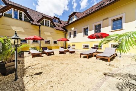 Parkhotel Na Baračke - Trenčianske Teplice - hotel