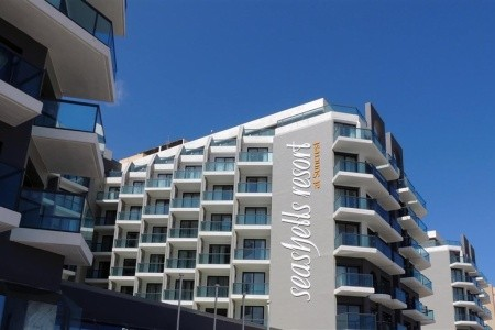 Hotel Suncrest - Seashells Resort Snídaně