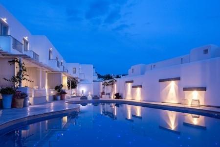 Myconos Ammos Hotel - Last Minute a dovolená