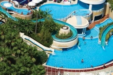 Limak Atlantis De Luxe Resort, Turecko, Belek