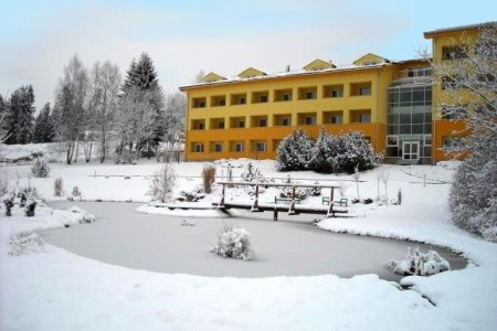 Wellness Hotel Frymburk - Wellness Therapy 6N Polopenze