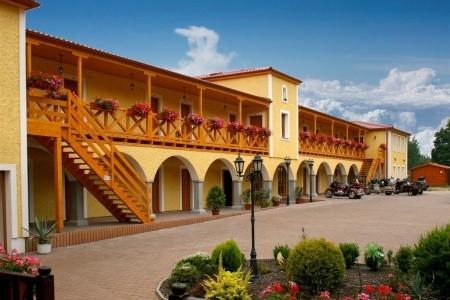 Resort Stein - Skalka U Chebu - v lednu