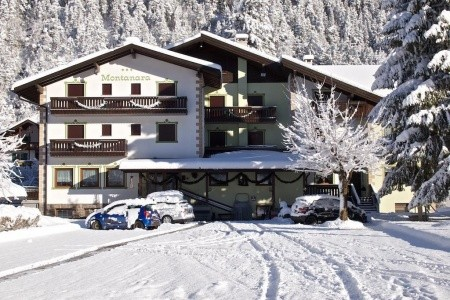 Hotel Montanara - Ziano Di Fiemme, Itálie, Val di Fiemme/Obereggen