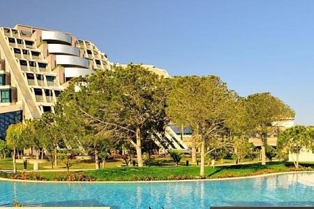 Susesi Luxury Resort, Turecko, Belek