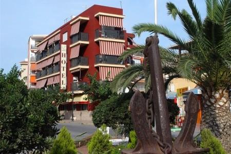 Hotel Ancla - Letecky Polopenze