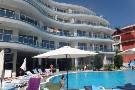 Hotel Blue Bay, Bulharsko, Slunečné Pobřeží