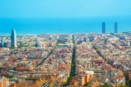 Barcelona, fantastická metropole Katalánska Snídaně