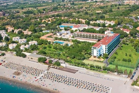 Atahotels Naxos Beach Resort Polopenze