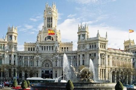 Fly And Sleep - Madrid - Infanta Mercedes Snídaně