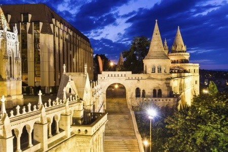 Budapešť A Szentendre O Velikonocích
