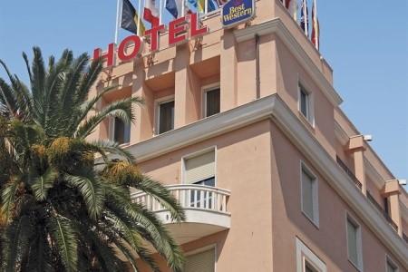 Hotel Nazionale Mb– Sanremo Snídaně
