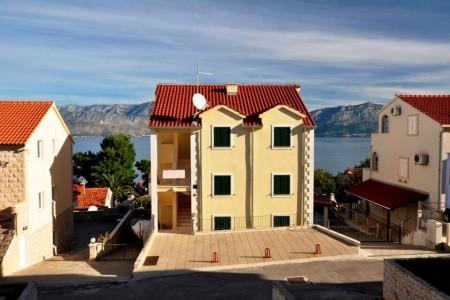 Apartmány Kira - Chorvatsko  v prosinci - apartmány