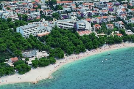 Makarská / Hotel Biokovka - Chorvatsko  s polopenzí