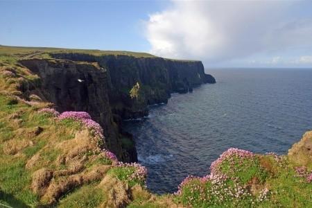 Velký okruh Irskem a ostrov sv. Patrika Snídaně